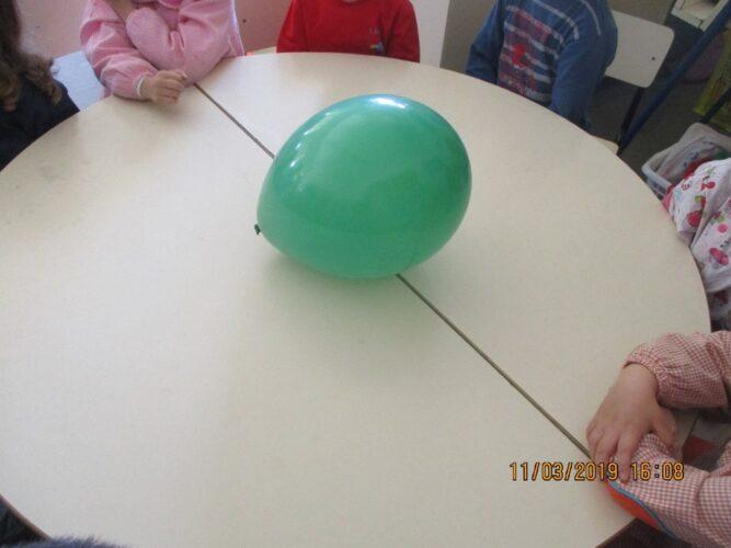 Encher o balão