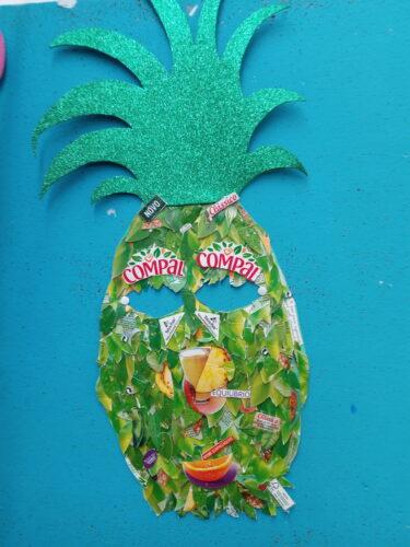O nosso abacaxi vai brilhar no Carnaval!