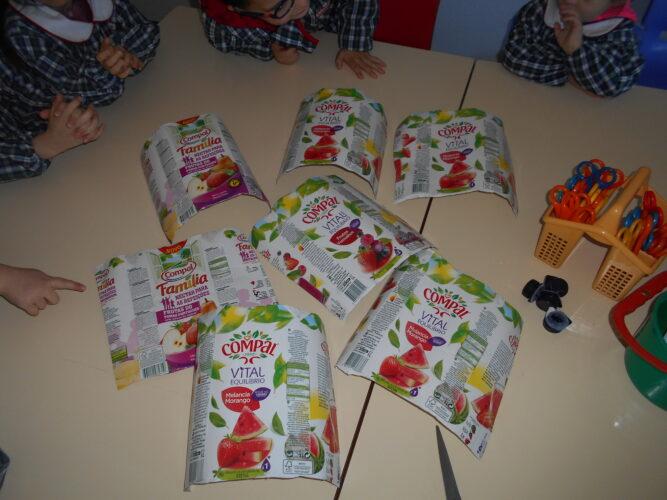 recorte dos frutos (morangos)