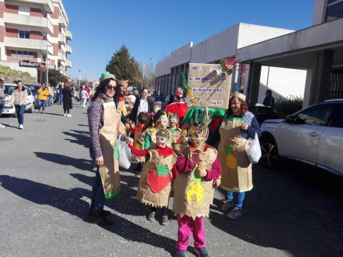 Desfile de Entrudo