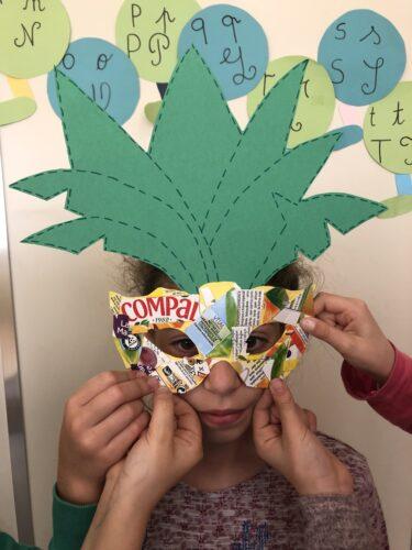 Produto final - ananás