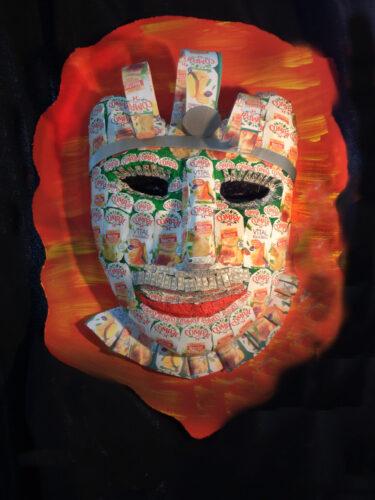 A Máscara 01