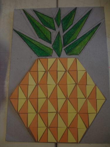 GeoAnanás!<br/>Geometria + Ananás= Geonanás