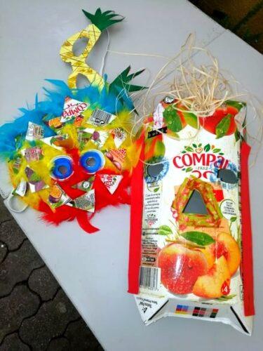 Carnaval e frutos - exposição 2