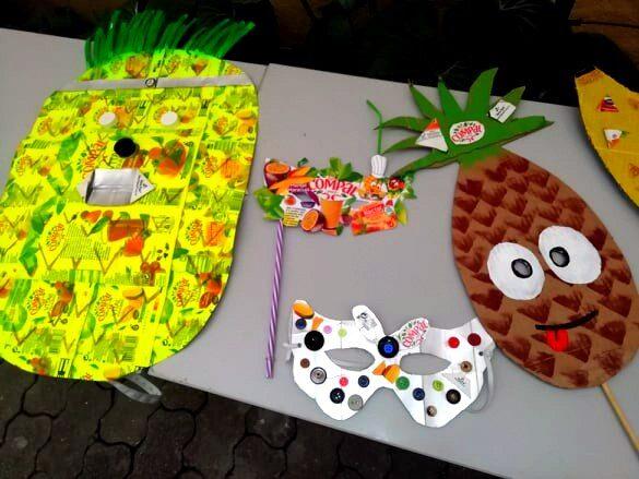 Carnaval e frutos -exposição 4