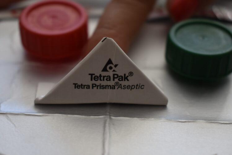 3-Pormenor Tetra Pak, na montagem